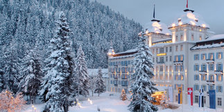 The casinos of the Alps ©Kempinski Grand Hotel