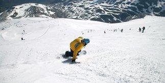 Skiën in de herfst – hier kan het ©Tignes Tourism