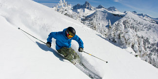 Best bets for early-season skiing in North America ©Grand Targhee