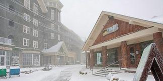 Hurricane Sandy Super Storm Hits Mid-Atlantic Ski Areas - ©Snowshoe Mountain Resort