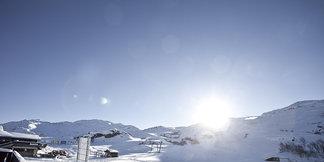 15 skianlegg klare for åpning til helgen ©Kalle Hägglund