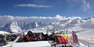 Tag med Surf og Ski til på snowcamp i uge 46.  ©Kasper Toft