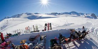 Osiem najlepszych miejscówek na narty w kwietniu ©nuts.fr