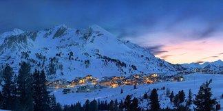 Snesikkert og varieret skiløb i Obertauern