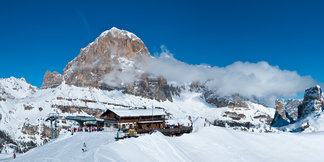 Top 10 Most Picturesque Ski Resorts in the World ©Cortina d'Ampezzo