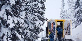 Lyžařská střediska s největším převýšením ©Revelstoke Mountain Resort