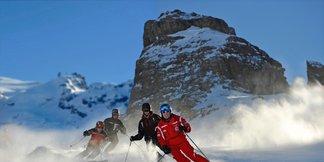 Three days of skiing in Engelberg ©www.engelberg.ch