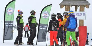 Les bons réflexes à adopter pour les sports d'hiver ©F.Garet