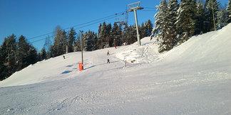 Påsken 2013: Drammen skisenter