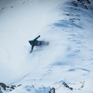 Freeride World Tour 2014: Courmayeur Mont Blanc #1 - © www.freerideworldtour.com/