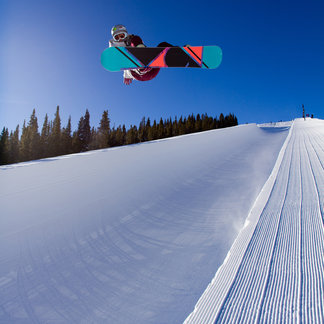 Breck Voted Best Park & Pipe for 2014 - © Breckenridge Ski Resort