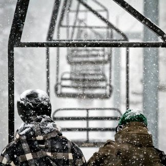 Storm Gallery: March Goes in Like a Lion - ©  Nathan Vetter