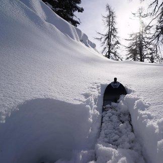 Neve fresca in Italia - Natale e Capodanno coi fiocchi... - © Società Guide Alpine Courmayeur (Facebook)