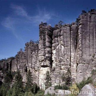 Adersbacher-Teplicer Felsen