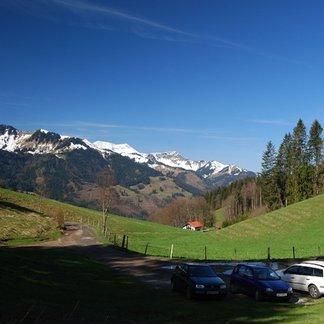 Wildbarren (Jochstein) 1448 m