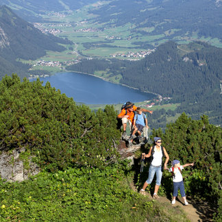 Impressionen aus dem Tannheimer Tal - ©Tourismusverband Tannheimer Tal