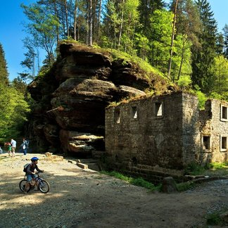 Sächsisch-Böhmische Schweiz - ©czechtourism/Václav Sojka