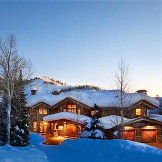 Appartamenti di lusso sulla neve