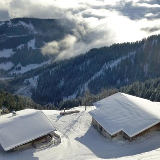 Best of snow: Nejlepší lednové fotky - © Wildschönauer Bergbahnen