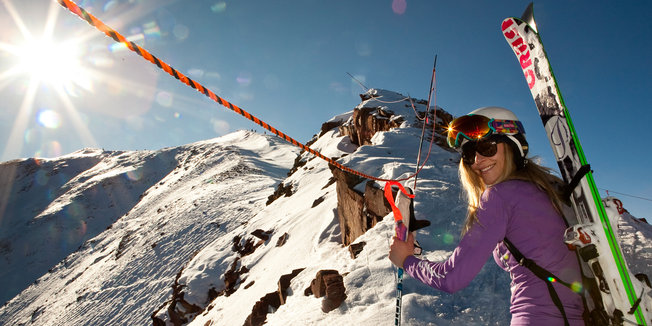Why you Wish you Had Meredith McKee's Job - © Jeremy Swanson