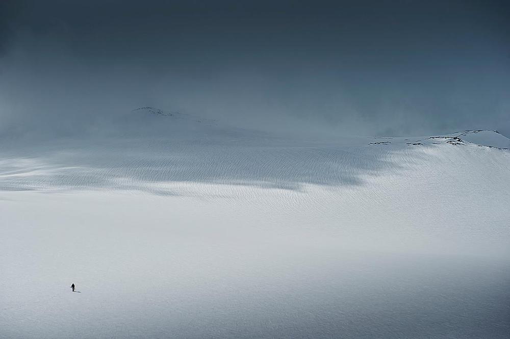 Stryn Sommerski på Strynefjellet, mai 2013 før sesongstart. - © Emil Eriksson
