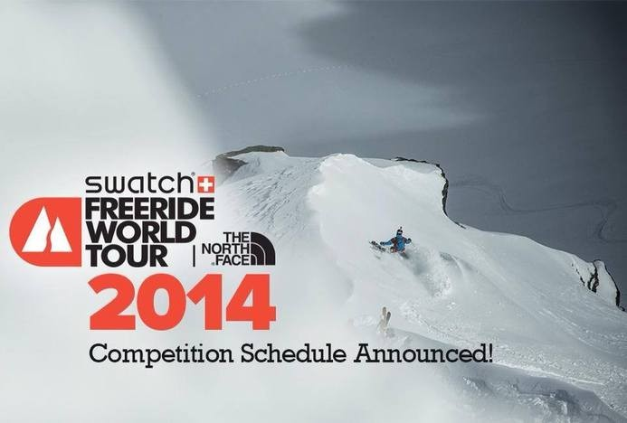 Freeride World Tour 2014 - © FWT