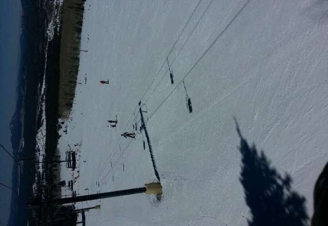 great conditions, no lines and few roadblocks!!