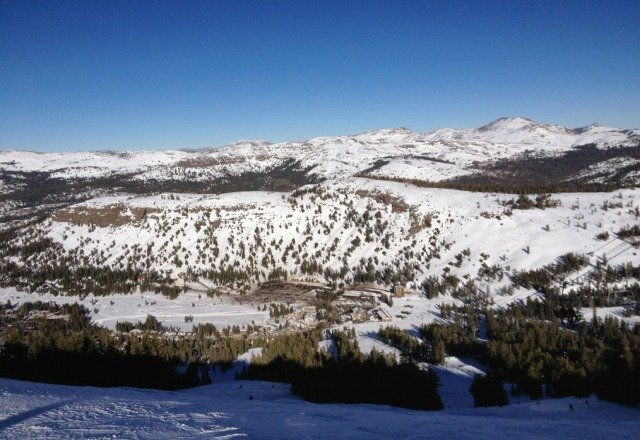 no fresh snow but it was almoat spring boarding, plus hig alot of untouched snow in the cuts ;)