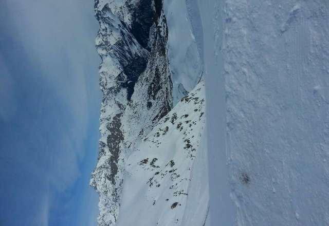 Muy buena nieve este lunes y martes y unos buenos dias!!! poca gente ademas!!