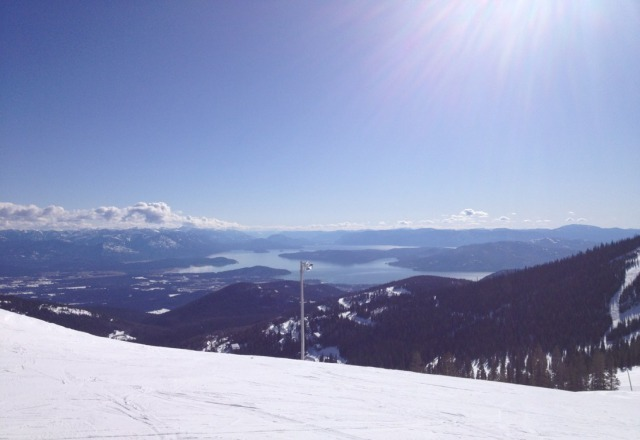 Beautiful Sunny day on the mountain:)