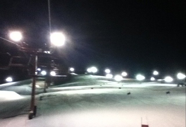 thurdays nite,  great skiing!