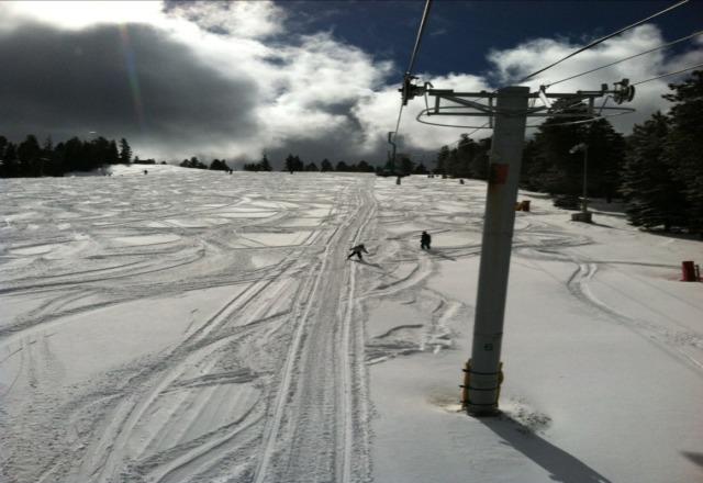 awsome snow!!! powder everywhere!!