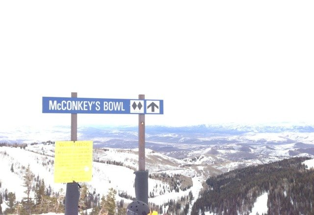 good conditions up high