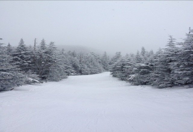awesome conditions today!