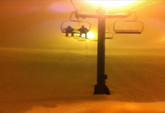 12/28/12 night ski