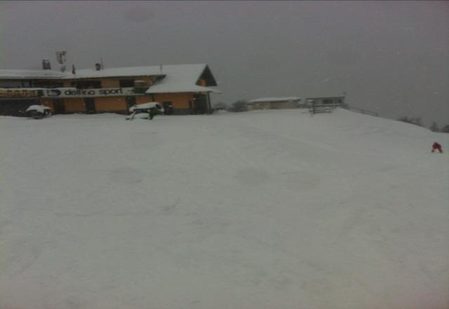 neve fresca stupenda