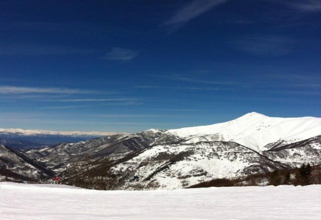 limone last week, plenty snow and sunshine!