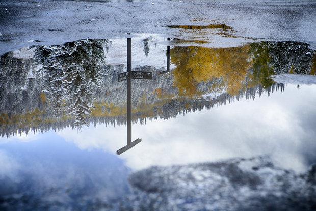 Copper Mountain, reflecting. - ©Tripp Fay/ Copper Mountain Resort