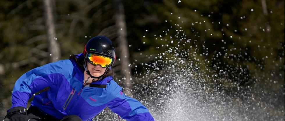 Skifahrer in Balderschwang - © Skilifte Balderschwang