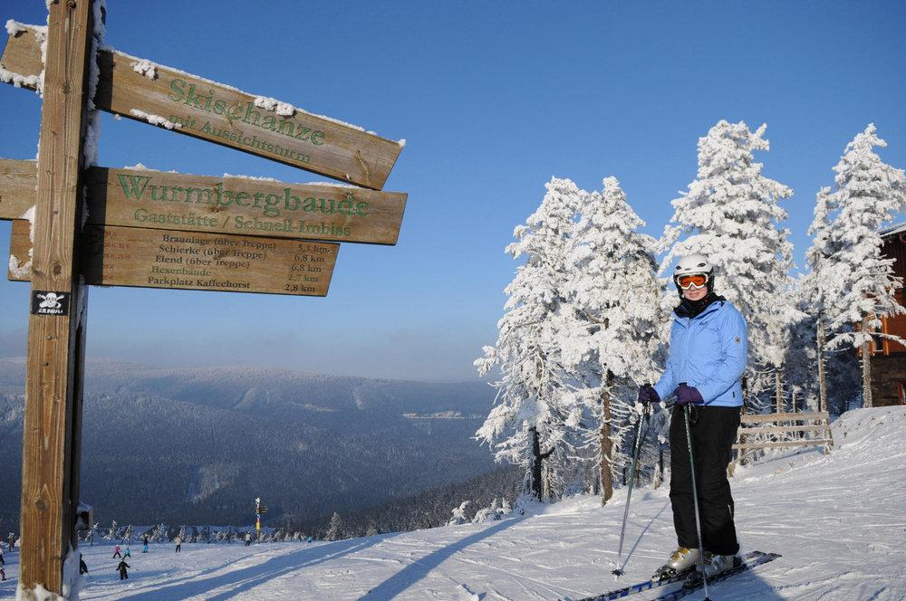 Skifahren am Wurmberg - © Wurmbergseilbahn / Stefan Herbke