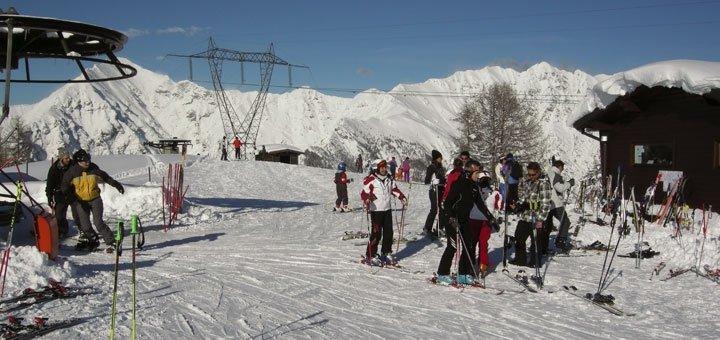 Pian delle Betulle - sciatori - © piandellebetulle.it