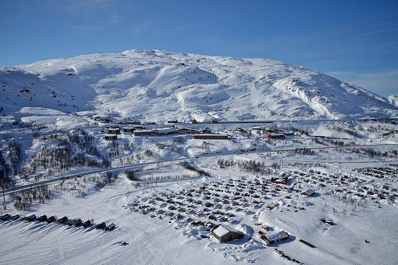 Trať 4, Riksgransen, Švédsko - © Riksgransen Ski Resort