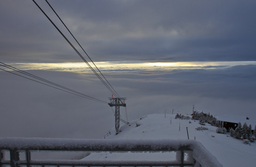 Jackson Hole almost ready for action!
