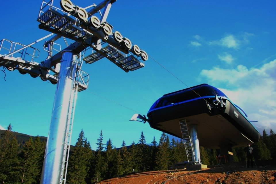 New High Speed Sixes Lúčky - Vyhliadka - © FB Jasná Nízke Tatry