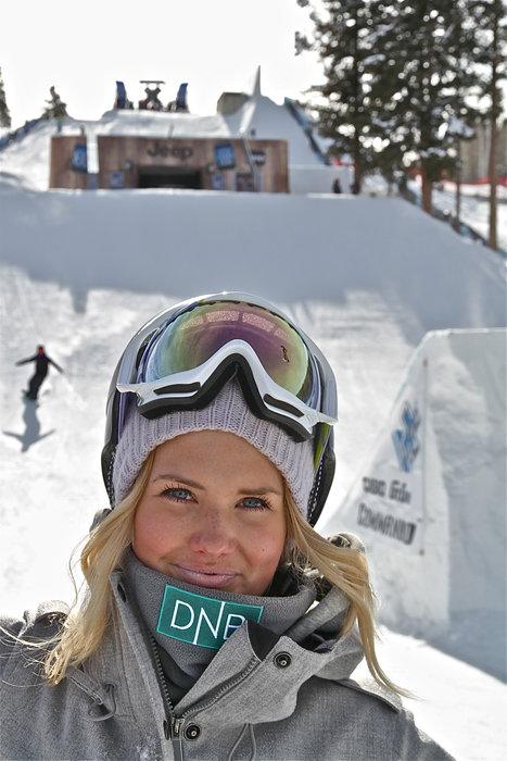 Silje Norendal (NOR) - © Snowboardforbundet