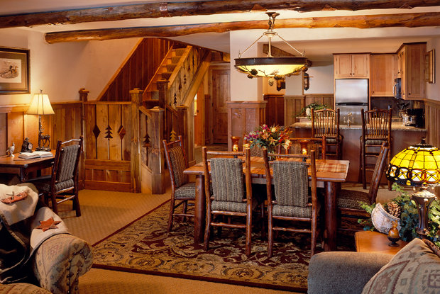 The Whiteface Lodge is the only all-suite property in the Adirondacks. - © Whiteface Lodge