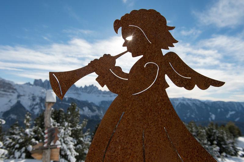Inverno in Valle Isarco, Alto Adige - Avvento in Montagna - © Consorzio Turistico Valle Isarco