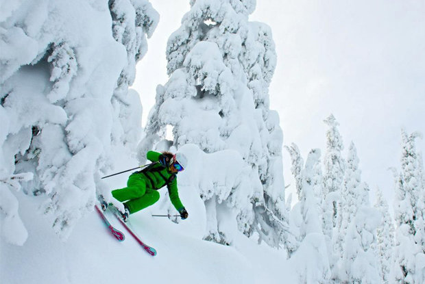 Big Red Cats: one of the largest cat skiing operations in the world. - © Big Red Cats