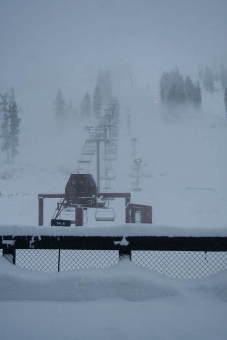Boreal first in Tahoe region to open