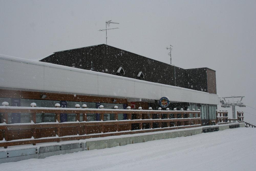 Pila, nevicata 19 Nov 2013